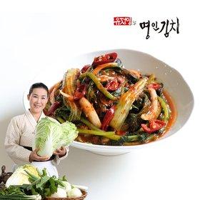 열무얼갈이 김치 3kg
