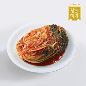 감칠맛나는 전라도 포기김치 5kg