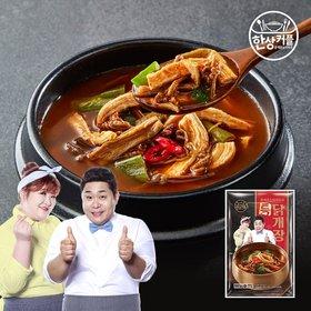 한상커플 문세윤 이국주 특닭개장 500g 8팩