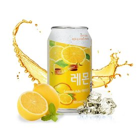 레몬에이드 355ml 24캔 (탄산음료)