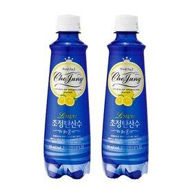 초정탄산수 레몬 350ml 24페트
