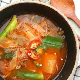 [홈메이드식 안심반찬] 따로국밥국 550g