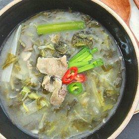 [홈메이드식 안심반찬] 소고기국밥국 550g