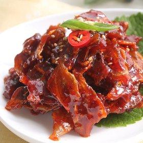 [홈메이드식 안심반찬] 사각쥐포 1kg