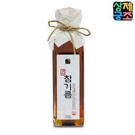 고소한 국산 참기름 170ml