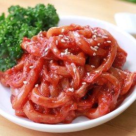 [홈메이드식 안심반찬] 국산 오징어젓 1kg