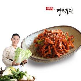 무말랭이무침 1kg