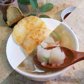 [강원도 전통의 맛] 전통먹거리세트 (옹심이1kg+감자전800g)